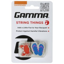 ANTIVIBRATEUR  GAMMA STRING THINGS CRABE/FLIP FLOP