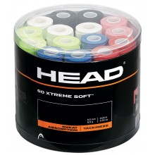 PACK DE 60 SURGRIPS HEAD XTREME SOFT