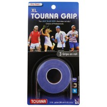 SURGRIP TOURNA GRIP ORIGINAL XL BLEU X3