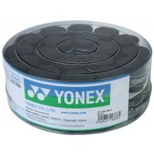 SURGRIPS YONEX FIN AC102 NOIR - BOITE DE 36 SURGRIPS