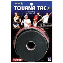 10 SURGRIPS TOURNA TAC XL NOIR