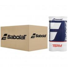 CARTON DE 9 BIPACKS DE 4 BALLES BABOLAT TEAM