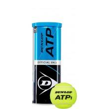 TUBES DE 3 BALLES DUNLOP ATP