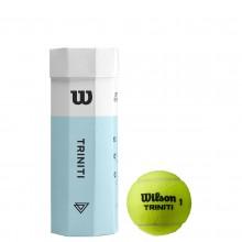 TUBE DE 3 BALLES WILSON TRINITI