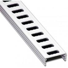 LIGNES PLASTIQUES AJOUREES 40mm