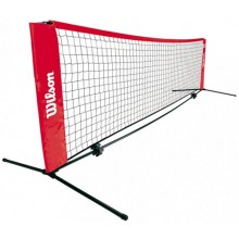ENSEMBLE MINI TENNIS WILSON 6.1 METRES
