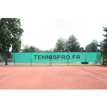 BRISE VENT DE TENNIS TENNISPRO.FR (18 METRES)