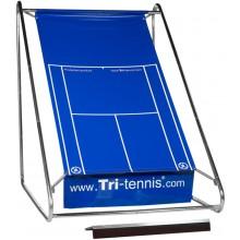 TRI-TENNIS XL (TOILE BLEUE) + TOILE FUN