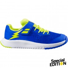 CHAUSSURES BABOLAT KID PULSION TOUTES SURFACES EXCLUSIVE