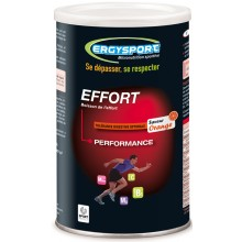 POT ERGYSPORT POUR BOISSON D'EFFORT 450G - ORANGE