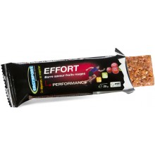 BARRE ENERGETIQUE ERGYSPORT - FRUITS ROUGES