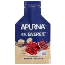 GEL ENERGIE APURNA 35G - 2H D'EFFORT - AROME BANANE GRENADE