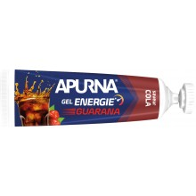 GEL ENERGIE APURNA 35G - PASSAGE DIFFICLE - AROME GUARANA COLA