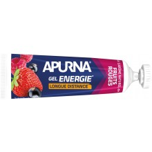 GEL ENERGIE APURNA 35G - LONGUE DISTANCE - AROME FRUITS ROUGES