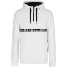 SWEAT A CAPUCHE EA7 TRAINING SPORTY LOGO SERIES 1/2 ZIP