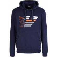 SWEAT A CAPUCHE EA7 TRAINING SPORTY GRAPHIC SERIES