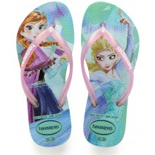 TONGS HAVAIANAS JUNIOR SLIM FROZEN