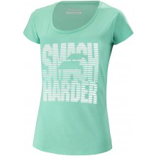 T-SHIRT BABOLAT JUNIOR FILLE EXERCISE MESSAGE
