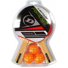 SET TENNIS DE TABLE DUNLOP RAGE MATCH