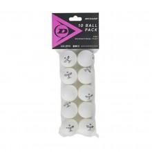 BALLES TT 40 DUNLOP RECREATIONAL PLAY X10