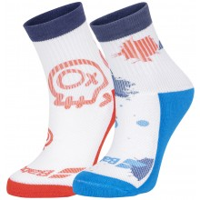 CHAUSSETTES BABOLAT JUNIOR GRAPHIC