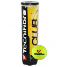 TUBE 4 BALLES TECNIFIBRE CLUB