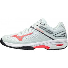 CHAUSSURES MIZUNO FEMME WAVE EXCEED TOUR 4 TERRE BATTUE