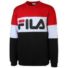 SWEAT FILA 3 COULEURS RAS DU COU