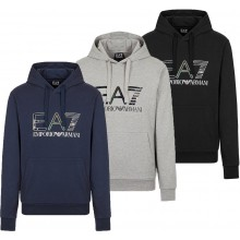 SWEAT EA7 TRAIN LOGO HOLOGRAPHIC