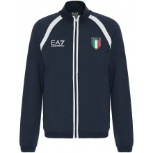SWEAT EA7 ITALIA TEAM OFFICIAL ZIPPE