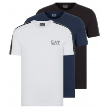T-SHIRT EA7 TRAIN LOGO SERIES TAPE