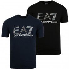 T-SHIRT EA7 TRAIN LOGO SERIES HOLOGRAPHIC