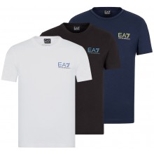 T-SHIRT EA7 TRAIN LOGO SERIES EXTENDED