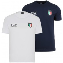 T-SHIRT EA7 ITALIA TEAM OFFICIAL