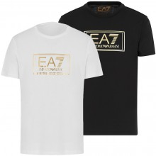 T-SHIRT EA7 TRAINING CASUAL GOLD LABEL