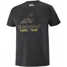 T-SHIRT BABOLAT PADEL COTON