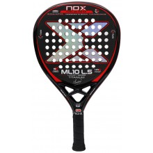 RAQUETTE TEST WEB DE PADEL NOX ML10 LUXURY TITANIUM L.5