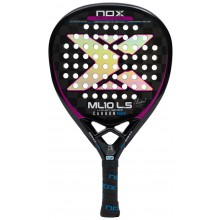 RAQUETTE TEST WEB DE PADEL NOX ML10 LUXURY CARBON 18K