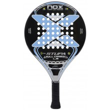 RAQUETTE TEST WEB DE PADEL NOX STUPA LUXURY FULL CARBON