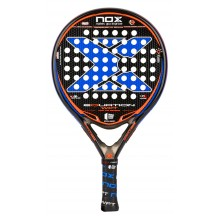 RAQUETTE DE PADEL NOX EQUATION WORLD PADEL TOUR ADVANCED SERIES