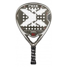 RAQUETTE DE PADEL NOX ATTRACTION WORLD PADEL TOUR ADVANCED SERIES