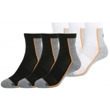 PACK DE 3 PAIRES DE CHAUSSETTES HEAD PERFORMANCE SHORT CREW