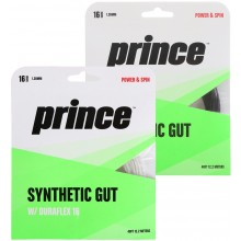 CORDAGE PRINCE SUPER SYNTHETIC GUT DURAFLEX 16 (12 METRES)
