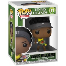 FIGURINE FUNKO POP TENNIS LEGENDS : VENUS WILLIAMS