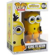 FIGURINE FUNKO POP MINIONS 2 : KUNG FU KEVIN