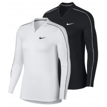 T-SHIRT NIKE COURT FEMME DRY MANCHES LONGUES