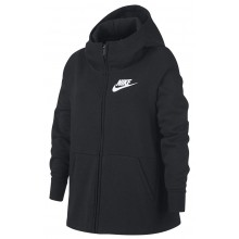 SWEAT A CAPUCHE NIKE JUNIOR FILLE SPORTSWEAR ZIPPE