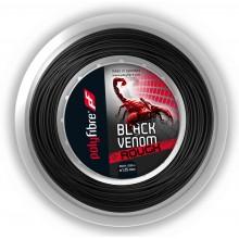 BOBINE POLYFIBRE BLACK VENOM ROUGH (200 METRES)