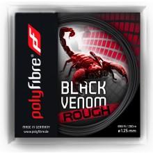 CORDAGE POLYFIBRE BLACK VENOM ROUGH (12,2 METRES)