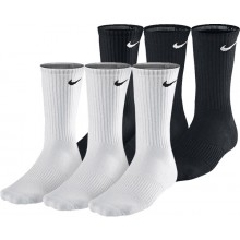 3 PAIRES DE CHAUSSETTES NIKE LIGHTWEIGHT CREW TRAINING